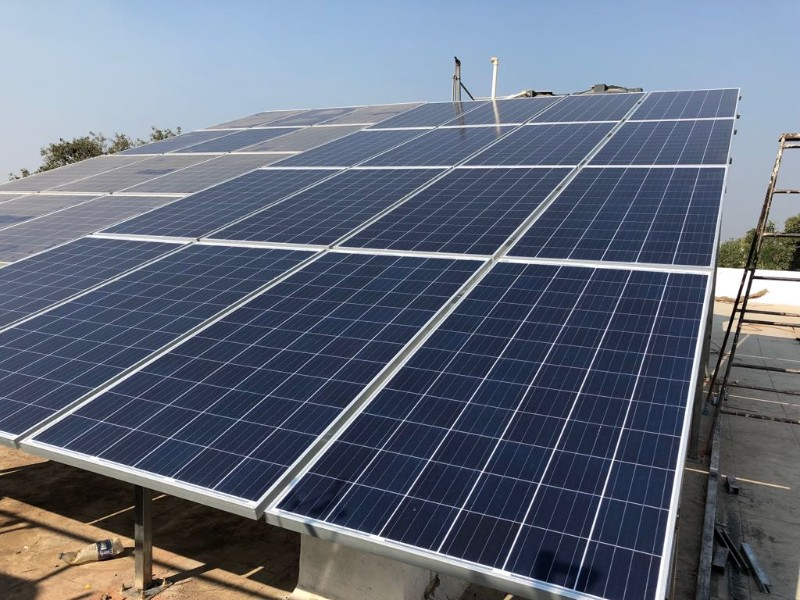 Solar Power Installation and Services - Half Circle Solar
